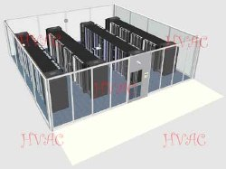 资料处理中心空调解决方案