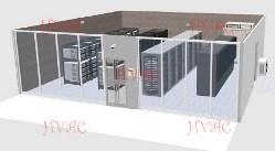 小型数据中心空调解决方案