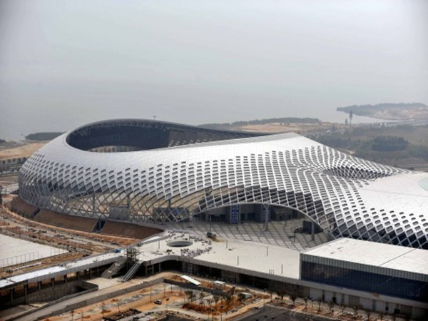 深圳大運動會場(Shenzhen Stadium)