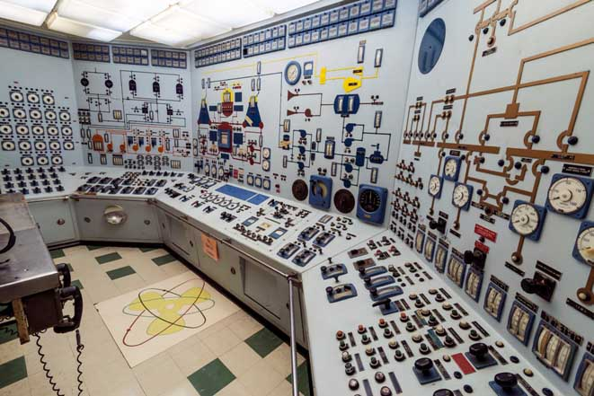 萨凡纳控制室(Savannah control room)