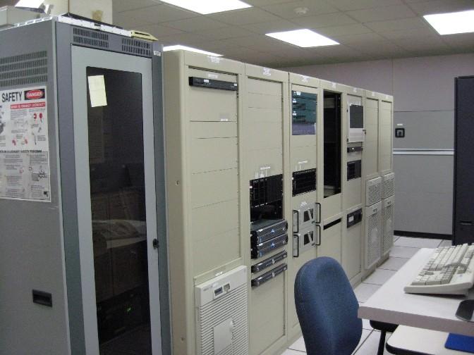 计算机房(Computer room)