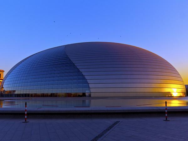 国家大剧院(The National Grand Theater)