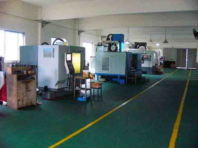 CNC车间(CNC workshop)