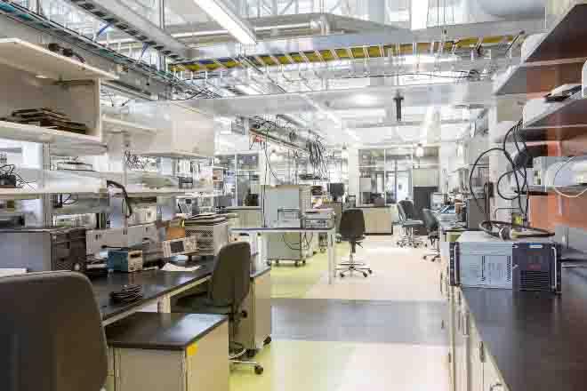 电子实验室(Electronics lab)