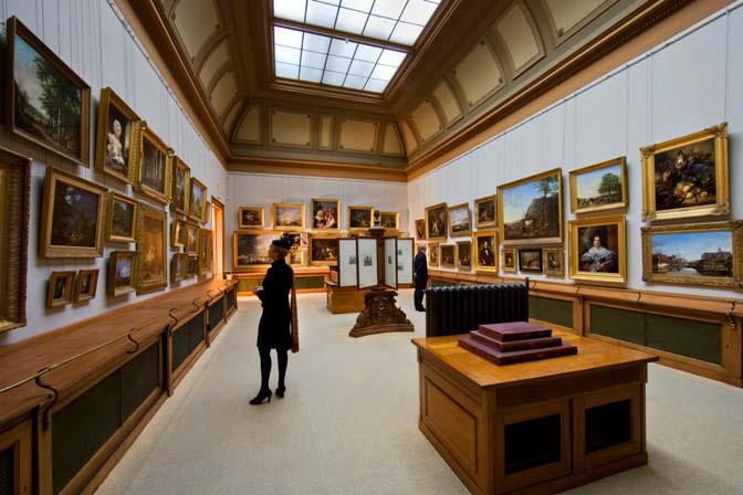 Teylers博物馆(Teylers museum)