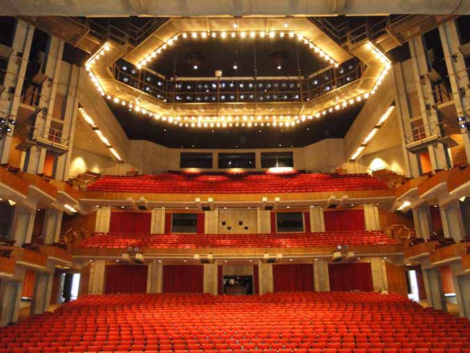 克劳斯海因兹剧院(Crouse hinds theater)