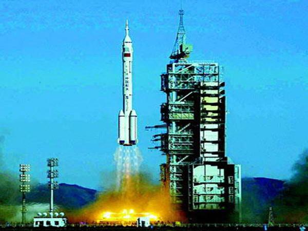 酒泉卫星发射基地(Jiuquan satellite launch base)