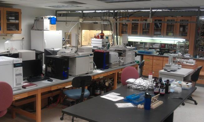 生物地球化学实验室(Biogeochemistry lab)