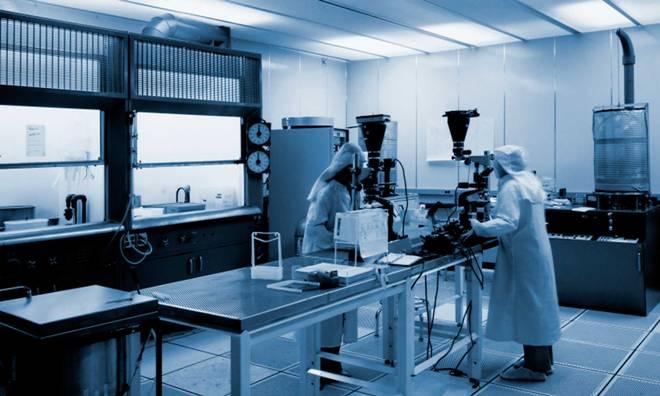 生物实验室(Biological lab)