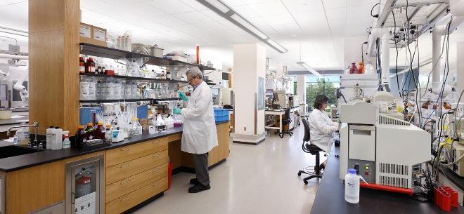 卫生学实验室(Hygienics lab)