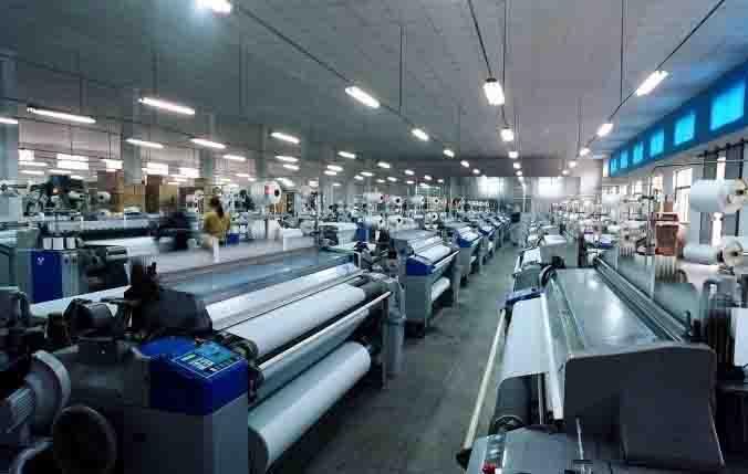 纺织车间(Textile workshop)