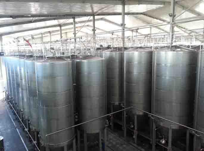 酿造车间(Brewing workshop)